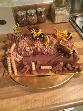 Cantiere di cioccolato
