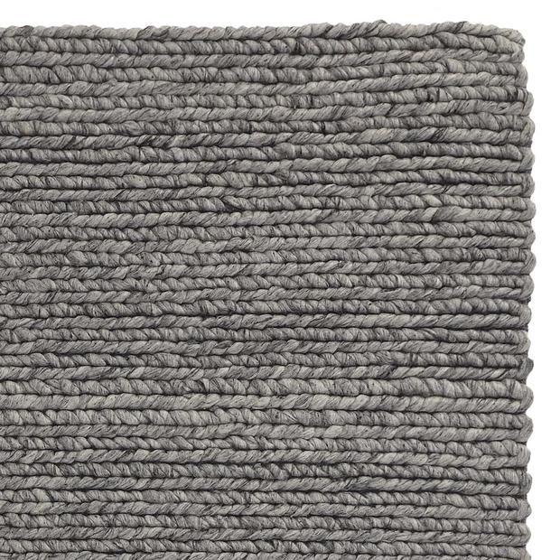 Teppich Palama Grau Melange 200x300 Cm Teppich Online Kaufen