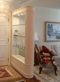 24 best Half wall room dividers images on Pinterest Half walls