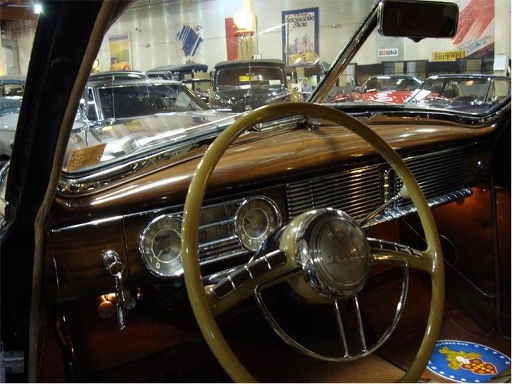 1948 Packard Custom 8 Sedan Costa Mesa CA
