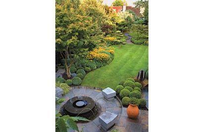 Design & Plan A Long, Thin Garden - Channel4 - 4Homes
