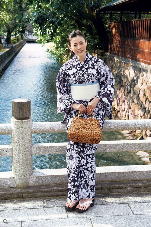 東京ますいわ屋 ゆかた コレクション ぶるじょわずがーるず 浴衣 涼 RYO