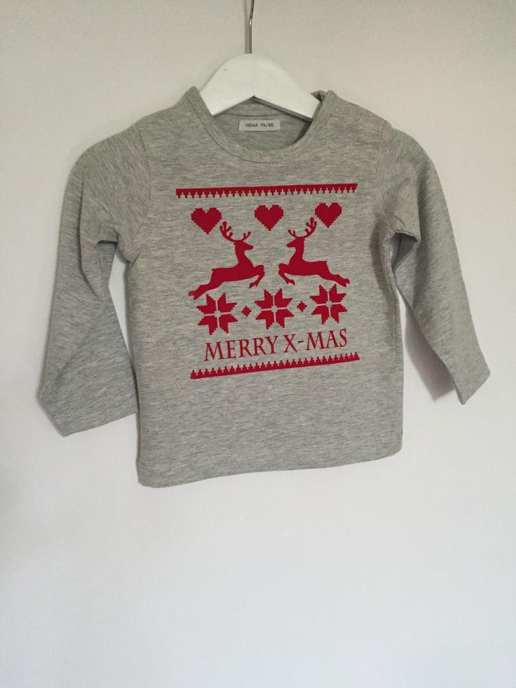 Kerst shirt