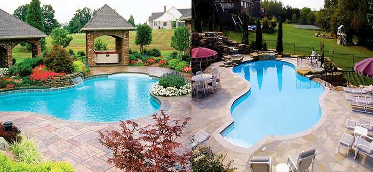 Find swimming pool contractors in Lynchburg