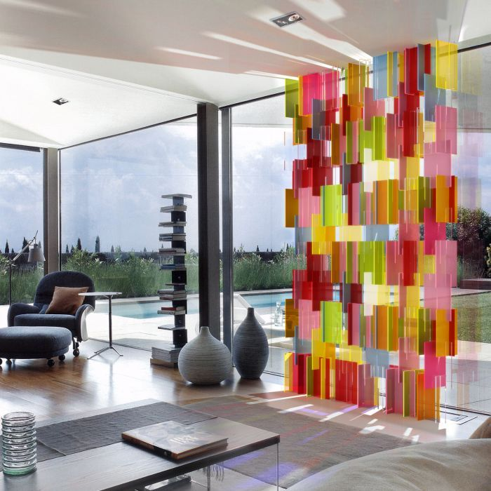 1000 images about architecture design on pinterest for Coloured glass panels
