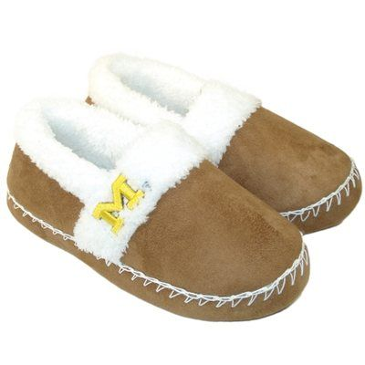 Women's Michigan Wolverines ... Low Duck Step-In Shoes 4XykrpuP