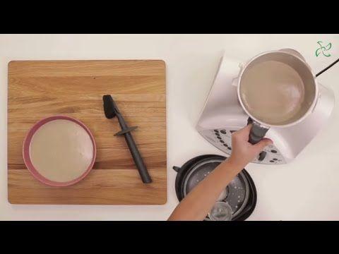 Crema de Champiñones - Thermomix - YouTube
