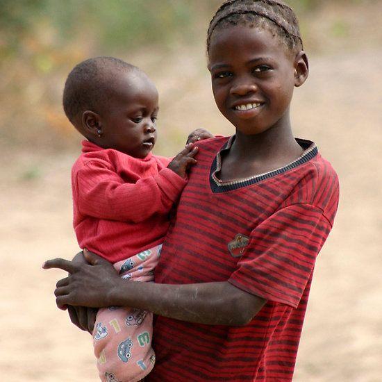 Seronga Sisters, Botswana