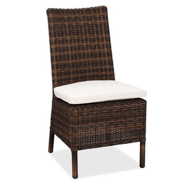 We make it easy to refresh your dining room with this beautiful synthetic rattan dining chair.  www.yunibali.com  #bali #balifurniture #jepara #jeparafurniture #aluminumfurniture #aluminiumfurniture #dining #diningchair #design #designmag #designideas #furniture #indoorfurniture #interior #interiordesign #interiorideas #rattan #rattanfurniture #teakfurniture #teakwood #wicker #wickerfurniture #woodenfurniture