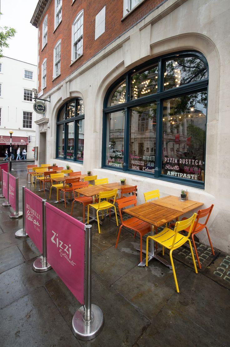 Zizzi Bow Street - Covent Garden, London.