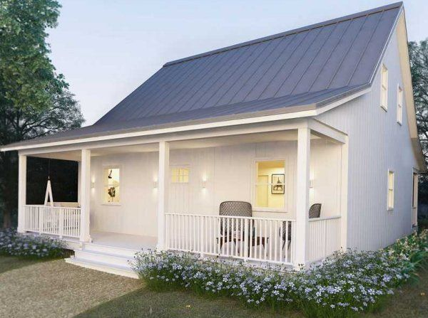 Cottage style 2 bedroom granny flat aussie company cute for Granny cabins