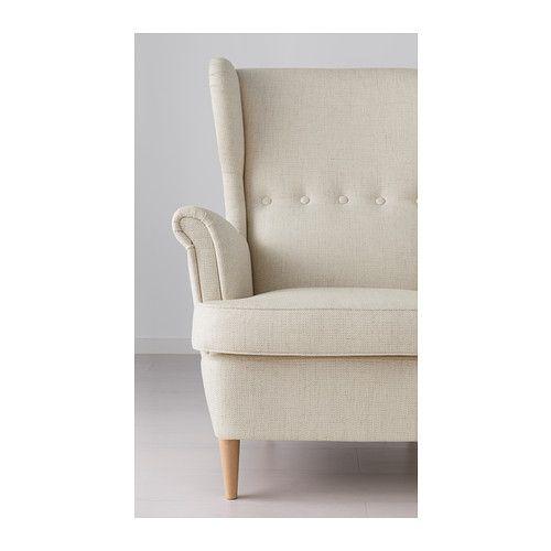 Strandmon chair - natural