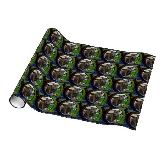 Gift Wrap | Staffordshire Bull Terrier dog