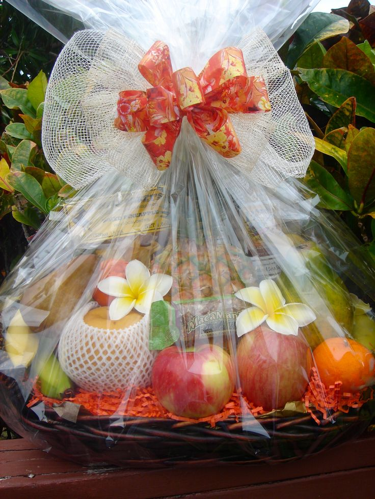 17 Best Images About Hawaiian Gift Baskets Exquisite