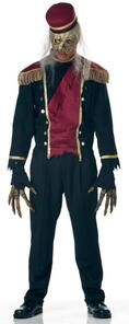 Haunted Hotel Bones, Bell Boy Adult Costume