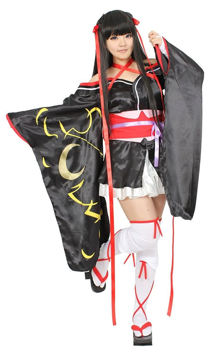Milica Books Yaya Unbreakable Machine-doll Kimono Cosplay Costume Size L * Check out this great product.