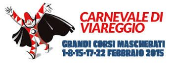 E dal 1° Febbraio via al Carnevale più bello d'Italia - Speciali tariffe week end  incluso biglietteria e transfer per e da Viareggio (15 minuti) per individuali e gruppi - E' iniziata oggi (19 novembre), alla Fondazione Carnevale, la prevendita dei biglietti ordinari di ingresso ad uno dei Corsi Mascherati del Carnevale di Viareggio 2015, in programma l'1, 8, 15, 22, 28 febbraio.