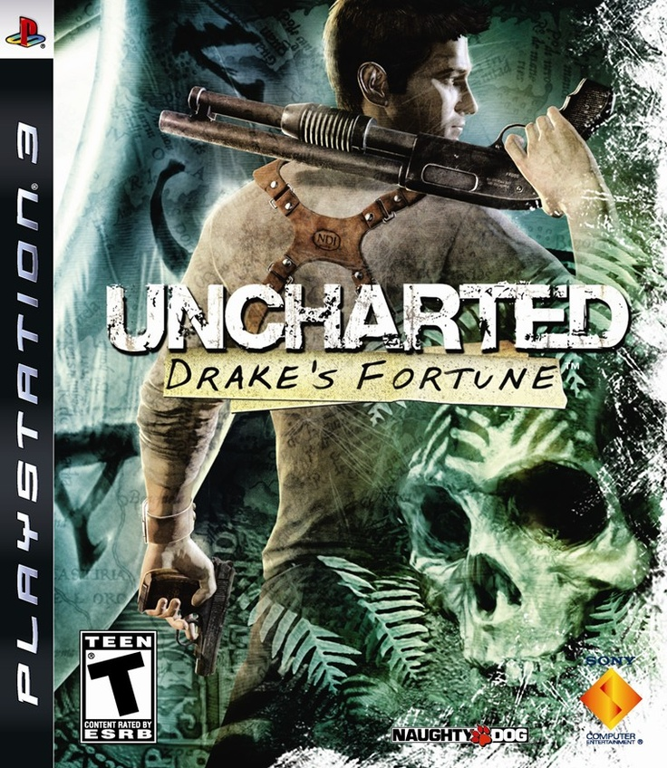 A 400-year-old clue in the coffin of Sir Francis Drake sets a modern-day fortune hunter on an exploration for the fabled treasure of El Dorado, leading to the discovery of a forgotten island in the middle of the Pacific Ocean. The search turns deadly when Nathan Drake becomes stranded on the island and hunted by mercenaries. Outnumbered and outgunned, Drake and his companions must fight to survive as they begin to unravel the terrible secrets hidden on the Island.