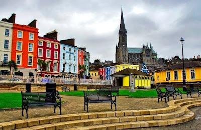 ireland, Cobh, Co. Cork