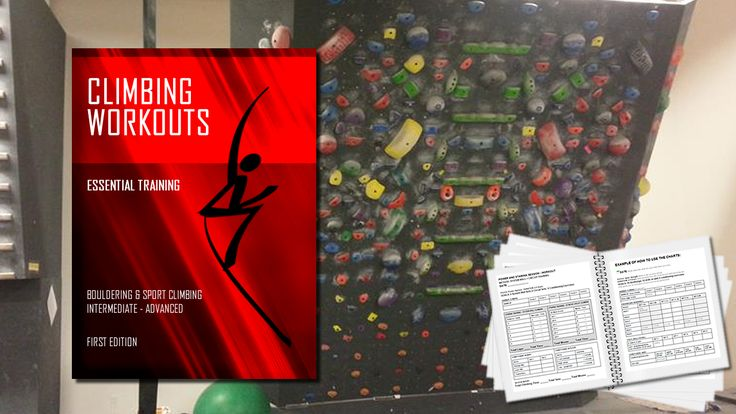 Climbing Workouts - Essential Training Manual