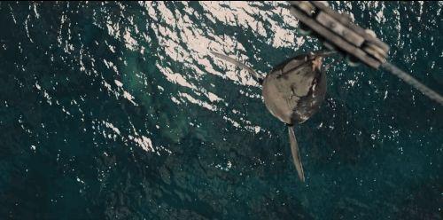 MASSIVE SHARK-EATING DINOSAUR ALERT!