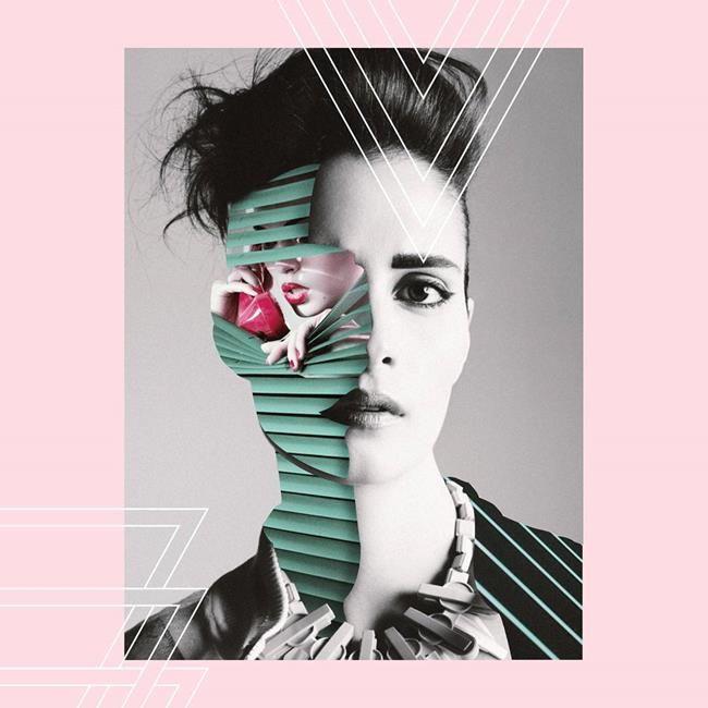 Kolaj Çalışmalarındaki Moda İkonları Sanat Tablolarının Ünlü Karakterleri ile Birleşirse Sanatlı Bi Blog 14