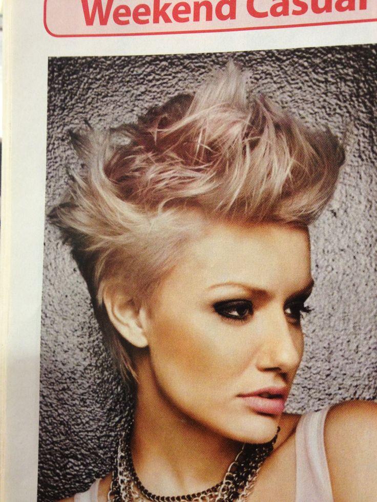 Blonde Hairstlyes 46