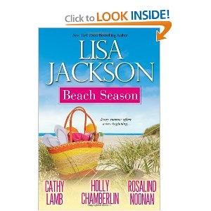 Beach Season: Books, Beaches, Seasons, Holly Chamberlin, Rosalind Noonan, Lisa Jackson
