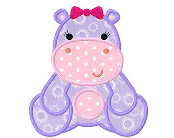 Bebé pulpo Applique Digital 4 x 4 5 x 7 6 x por CherryStitchDesign
