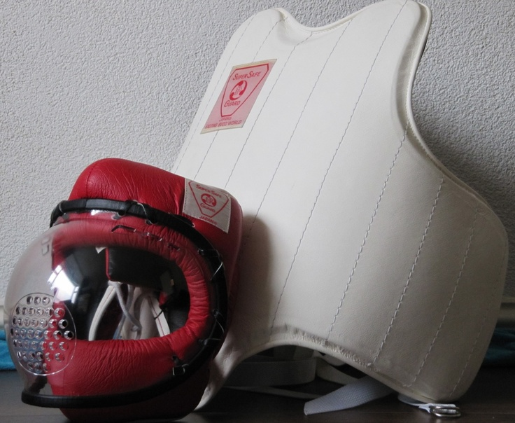 Koshiki Karate Protective Equipment Anzen Super Safe Guard