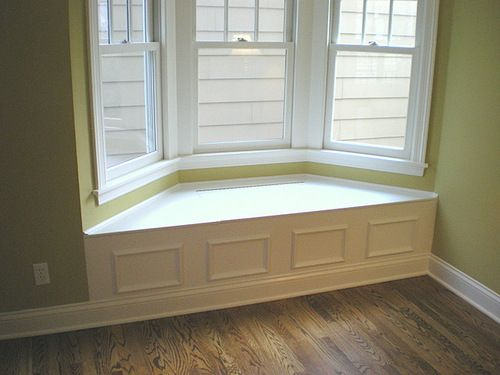 24 Best Bay Window Bench Images On Pinterest Bay Window