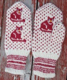 A Gift of Baltic Mittens - Needlework Traditions - Blogs - Knitting Daily