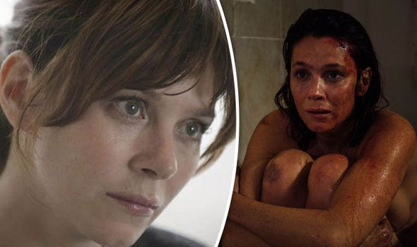 Anna Friel says 'nudity didn't get to her' after naked Marcella scene | TV & Radio | Showbiz & TV | Express.co.uk