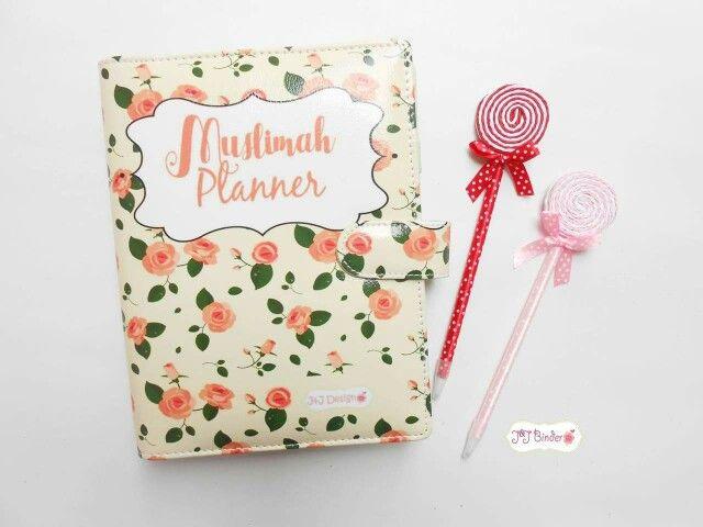 My Planner Muslimah at www.jandjbinder.com