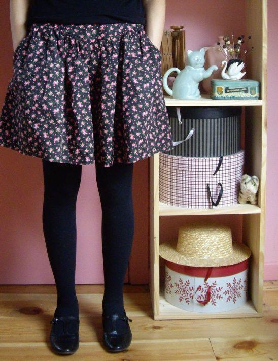 Azalea Skirt by tassadit | Project | Sewing / Skirts | Kollabora