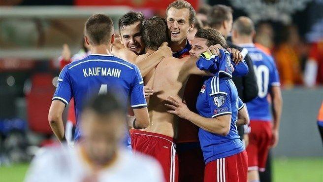 Cengiz Bicer i Peter Jehle uratowali punkt • Eliminacje Mistrzostw Europy 2016 • Liechtenstein vs Czarnogóra • Show bramkarzy • Zobacz >>