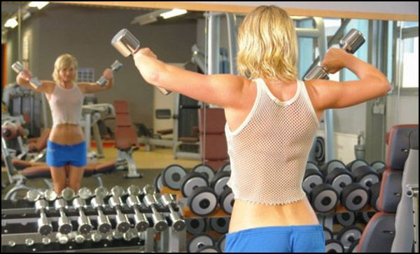 Garage Gym Mirrors – Where to Buy Affordable, Large Gym Mirrors.  Lots of different options.