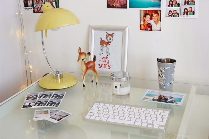 My office space zoella beauty offices and all for Room decor zoella