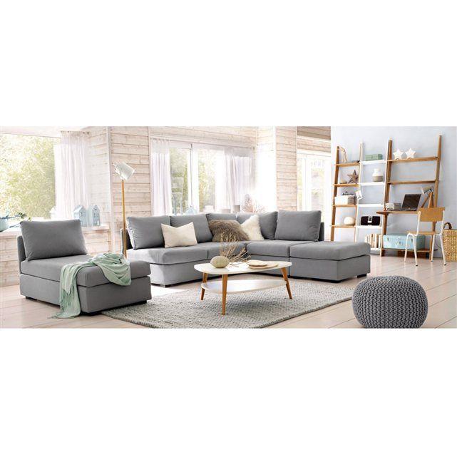 Excellent banquette places fixe ou conv sup ou excellence - La redoute meubles authentic style ...