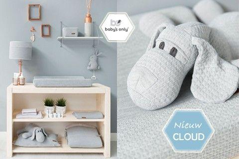 We zijn verheugd om jullie te vertellen dat we een nieuwe lijn hebben toegevoegd aanonze collectie; Cloud!  Up in the Cloud  Cloud, de nieuwe collectie van Baby's Only is verfijnd en luchtig. Een aangenaam zacht en soepel gevoel vanwege de 100% gebreide uitvoering. Licht en toch warm tegelijk. Cloud is verkrijgbaar in de kleuren classic roze, grijs, olive, indigo en lavendel. Prachtige pasteltinten met een beetje Franse allure. Geef de babykamer en alle accessoires een luxueuze uitstrali...