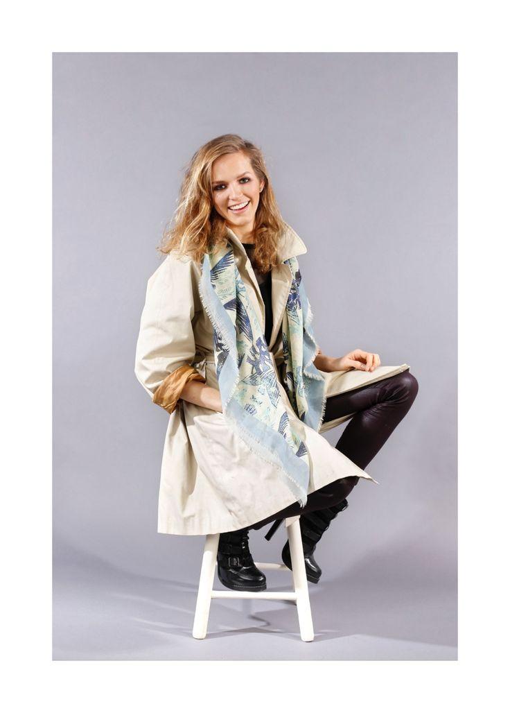 Elegance is key #shoot #fashion #ClaudiaMeller #Liberty