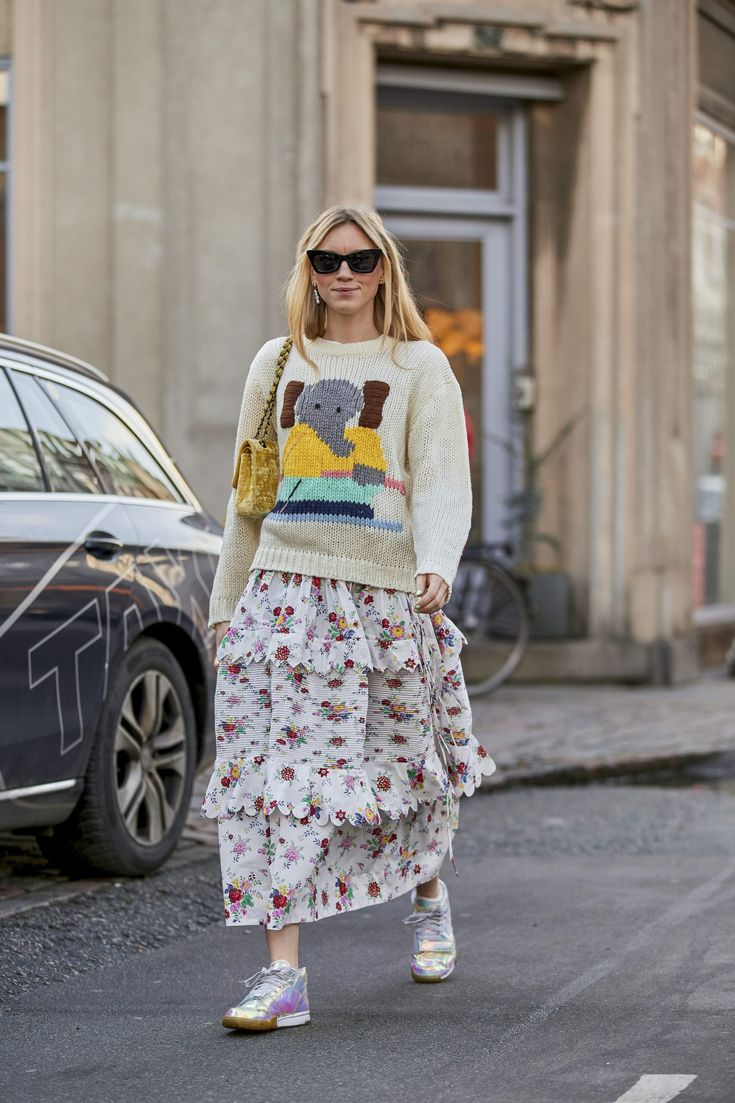 Copenhagen Women's Street Style Fall 2020 Day 2 | The Impression