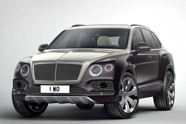 Road Rage - The 2018 Bentley Bentayga Mulliner Luxury SUV