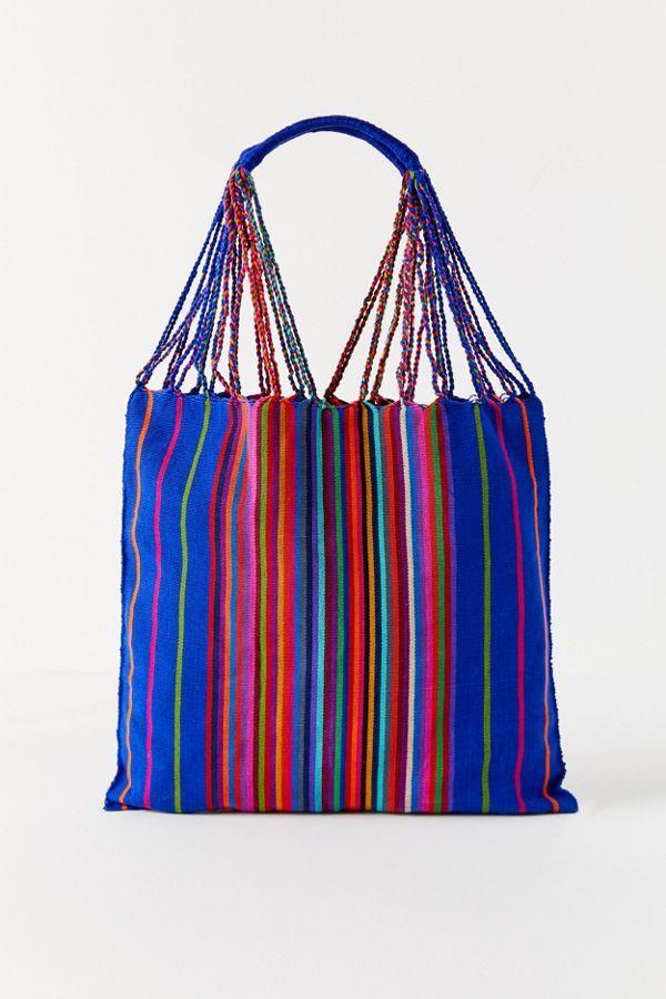 Luz Collection Las Rayas Tote Bag バッグ