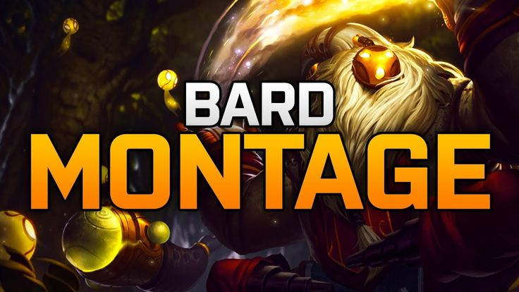League of Legends - bard montage