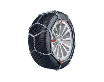 THULE CB-12 SNOW CHAINS  MANUAL-TENS CAR