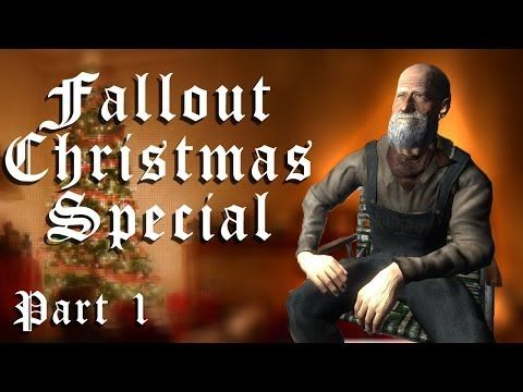 Fallout New Vegas Mods: Christmas Special - Part 1 - YouTube