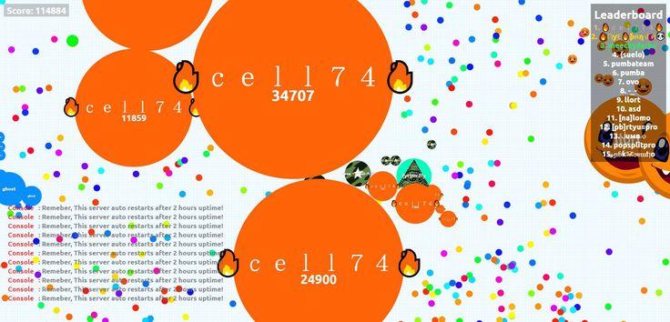 I Playing agarioplay.com