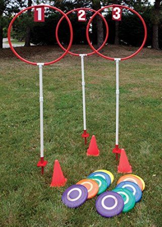 Disc Golf Target Set (3-Hole)