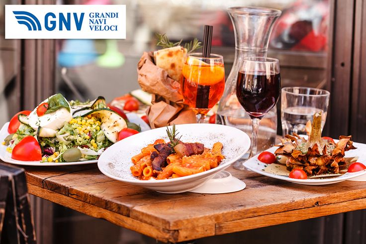 #Traditional #italian #food. Discover #GNV routes from/to #Italy here: http://www.gnv.it/en
